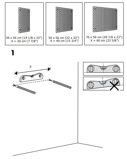 ikea IKEA イケア SKADIS スコーディス 有孔ボード